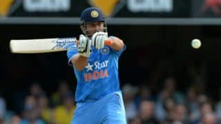 MS Dhoni: Was concerned about Shikhar Dhawan playing more deliveries