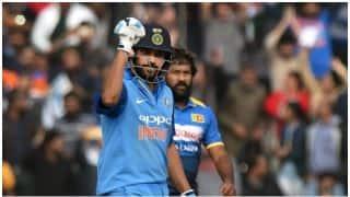 India vs Sri Lanka, 2nd ODI: Rohit Sharma smashes 3rd double century in ODIs