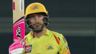 IPL 2020: I think the big thing for me it to bat till the end; Says Faf du Plessis