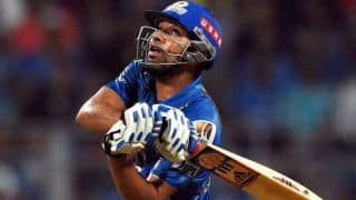 MI vs RR IPL 2014: Never thought scores would be tied in 14.3 overs, says Rohit Sharma