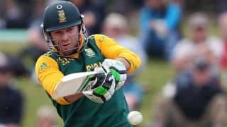 South Africa's excellent batting performances a reason for tremendous One-Day form