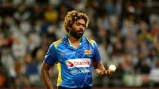 Lasith Malinga to be available for Mumbai's next two matches: Report