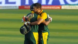 Hashim Amla and Rilee Rossouw put up 2nd highest ODI partnership for 3rd wicket