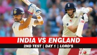 Highlights, India vs England, 2nd Test, Day 1 Full Cricket Score and Result:  First day's play abandoned