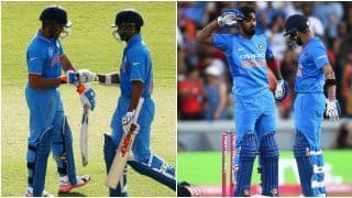 Shikhar Dhawan, Rohit Sharma, KL Rahul, Virat Kohli should be India's ODI top four: VVS Laxman