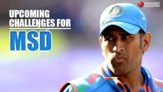 MS Dhoni's 34th birthday: Coming months will test India ODI skipper's patience