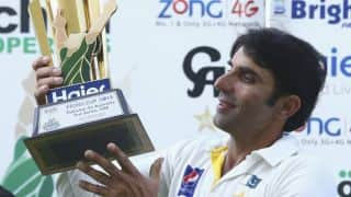 Misbah-ul-Haq to be replaced as Pakistan captain in ICC Cricket World Cup 2015?