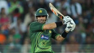 Misbah-ul-Haq should lead Pakistan till ICC World Cup 2015: Zaheer Abbas