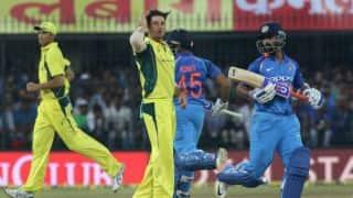India vs Australia, 4th ODI: Virat Kohli on verge of overtaking MS Dhoni, David Warner's hundred and other statistical preview