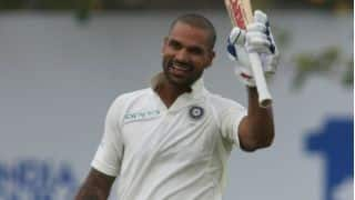 Dhawan's dropped catch hurt SL Men on Day 1: Gurusinha