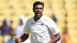 ICC Test rankings: Ravichandran Ashwin moves up to seventh spot