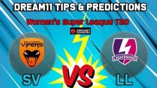 Dream11 Team Southern Vipers vs Loughborough Lightning, Women's Super League T20 – Cricket Prediction Tips For Today's match SV vs LL at Southampton