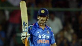 Dhoni captain of ICC ODI Team of the Year