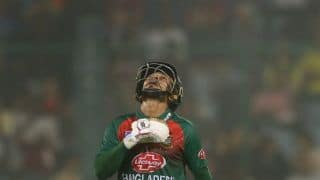 Mushfiqur Rahim: Didn't wanted to face the pain of defeat in another close match