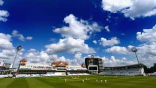 Ashes 2015: Nottinghamshire desperate to produce better pitch