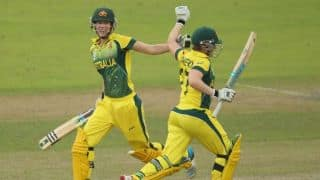 ICC Women's 20 World Cup 2016, Live Scores, online Cricket Streaming & Latest Match Updates on Australia Women Vs New Zealand Women