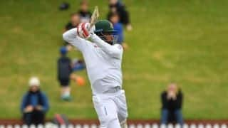 2nd Test: Tamim fifty gets Bangladesh going