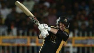 टी10 क्रिकेट लीग: इयान मॉर्गन की तूफानी पारी की मदद से केरल किंग्स ने जीता खिताब