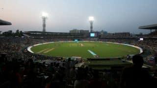 वेस्टइंडीज के खिलाफ चार नवंबर को टी-20 की मेजबानी करेगा ईडन गार्डन्स