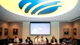 ICC's independent chairman to be elected via secret ballot in May