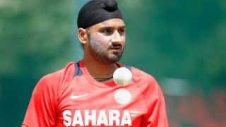 Harbhajan Singh attracts eyeballs as India begin practice for Bangladesh tour in Kolkata