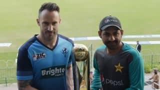Pakistan vs ICC World XI 2017, LIVE Streaaming, 1st T20I: Watch LIVE Cricket match on Cricketgateway
