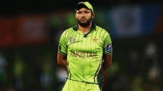 Shahid Afridi rules out ODI comeback