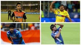 IPL 2014: Bhuvneshwar, Aaron and Mohit's impressive performances encouraging for India