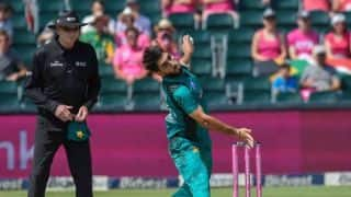 Shinwari leads Pakistan charge despite Sarfraz absence