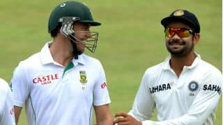 India's tour of South Africa reduced to 3 Tests