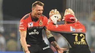 IPL 2019: Blow for RCB as Dale Steyn to return home due to shoulder flare-up