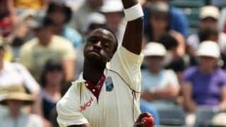 Australia vs West Indies 2015, 1st Test: Kemar Roach excited seeing green wicket at Hobart