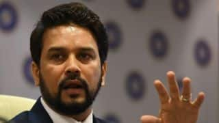Former BCCI chief Anurag Thakur announces Sports Academy in Leh