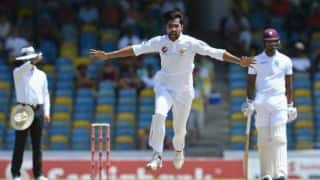 Pakistan vs West Indies, 2nd Test, Barbados: Pakistan reduce West Indies to 72 for 3 before lunch