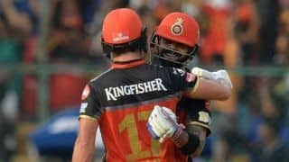 VIDEO – Royal Challengers Bangalore continue their hunt for maiden IPL trophy