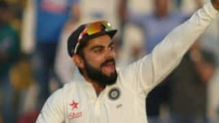 Virat Kohli: None of the pitches have been turners against England