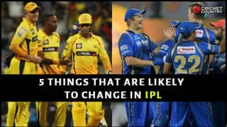 CSK & RR banned from IPL: 5 things that are likely to change in Indian T20 Cricket League