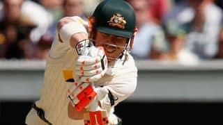 India vs Australia 2014-15, 3rd Test in Melbourne: David Warner dismissed for 40
