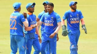 U19 Asia Cup: Sushant Mishra, Atharva Ankolekar share 9 wickets to lead India U19 to nervy three-wicket win
