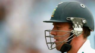 AB de Villiers should be given little more time to settle in as South Africa Test captain