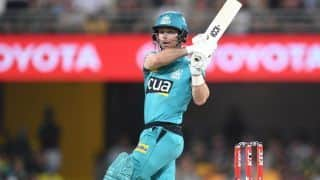 Live BBL Brisbane Heat vs Hobart Hurricanes Stream Match 16: When And Where to Watch HEA vs HUR T20 Match