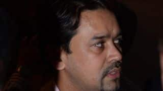 CAB oppose Anurag Thakur in contesting BCCI polls
