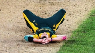 South African pacer Dale Steyn narrowly escapes from Black Mamba snake