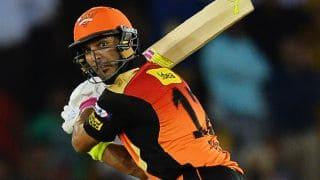 Kings XI Punjab (KXIP) vs Sunrisers Hyderabad (SRH), IPL 2016, Match 46 at Mohali: Yuvraj Singh, Ben Cutting's finishing touch and other highlights