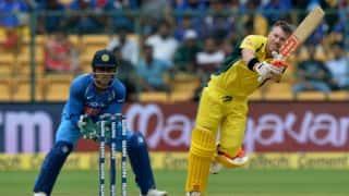 डेविड वॉर्नर 100वें वनडे में शतक लगाने वाले पहले ऑस्ट्रेलियाई खिलाड़ी बने