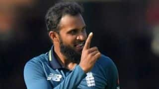Adil Rashid looking forward to duel with Chris Gayle