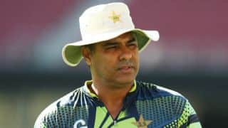 Waqar Younis thanks PCB for extending contract as Pakistan coach