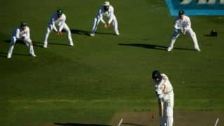 NZ vs SA, 2nd Test, Day 1: Nicholls maiden Test ton and other highlights