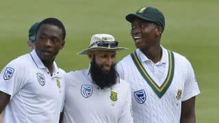Lungi Ngidi 'taken aback' by Kagiso Rabada's suspension; forced to rethink his actions