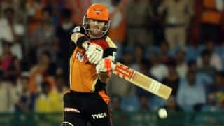 Warner's 81 helped SRH to win over KXIP in Match 48 of the IPL 2015